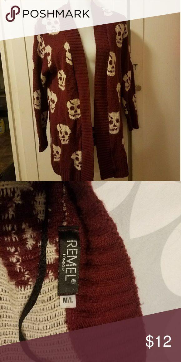 The 25+ best Skull sweater ideas on Pinterest   Skull outfits ...