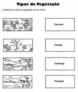 ATIVIDADES DE GEOGRAFIA 4° ANO FUNDAMENTAL EXERCÍCIOS IMAGENS PARA IMPRIMIR V | PORTAL ESCOLA