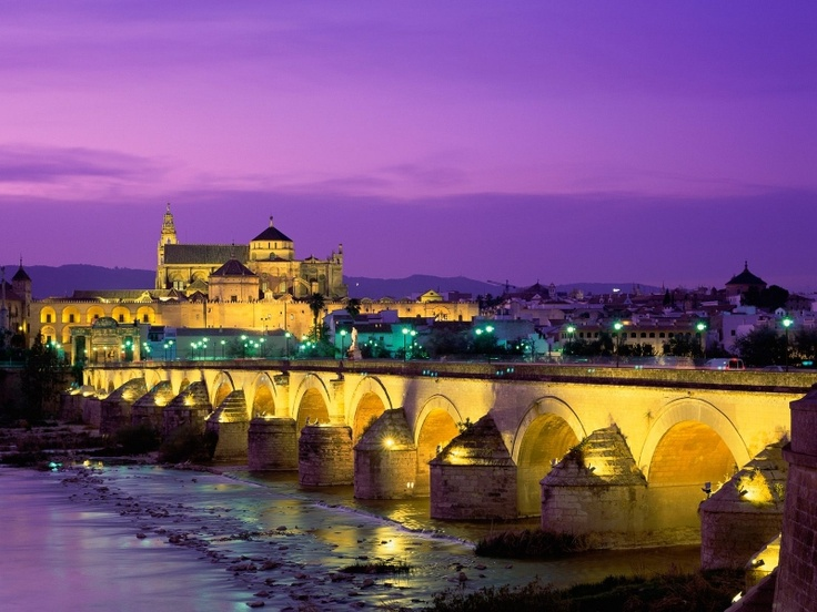 #travel to #spain for your thinning #hair #hairloss for #hairtransplants: Places To Visit, Romans Bridges, Travel Places, Cordoba Spain, Czech Republic, Rivers T-Shirt, Barcelona, Desktop Wallpapers, Spain Travel