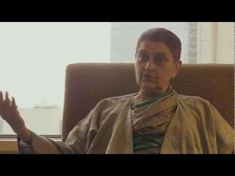 Gayatri Spivak on An Aesthetic Education in the Era of Globalization - YouTube