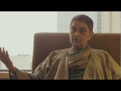 Gayatri Spivak on An Aesthetic Education in the Era of Globalization - YouTube