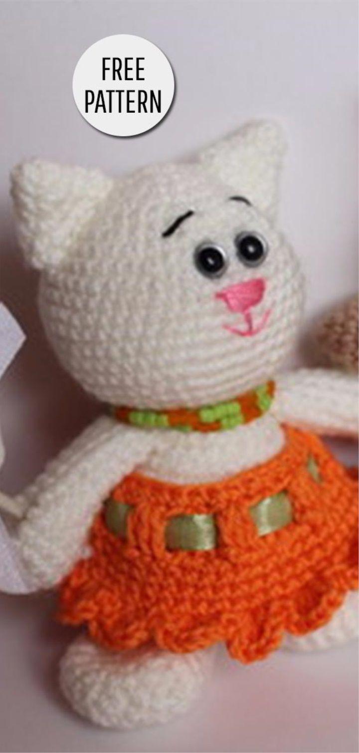 Crochet Toy Free Pattern | Amigurumi | Pinterest | Patrones ...