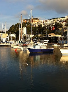 Oriental Bay, Wellington, New Zealand