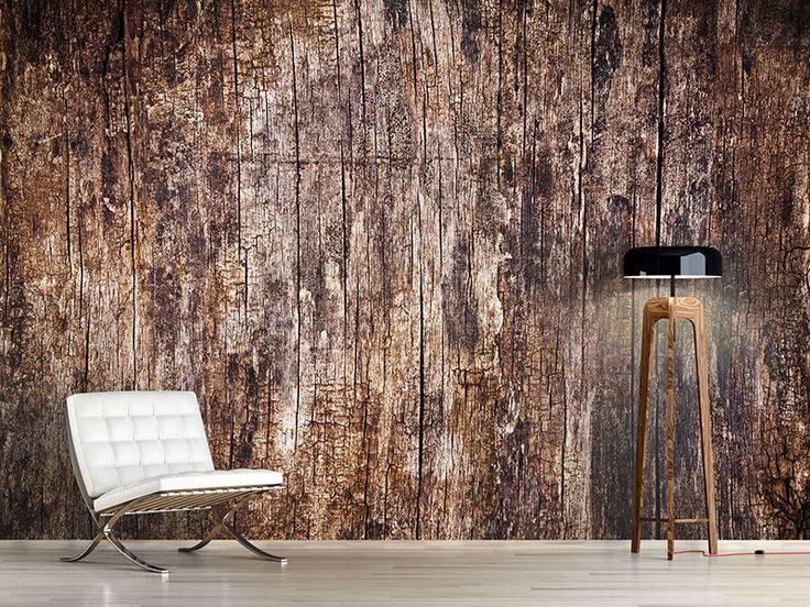 die besten 25 fototapete holz ideen auf pinterest tapete holz badezimmer tapete und. Black Bedroom Furniture Sets. Home Design Ideas