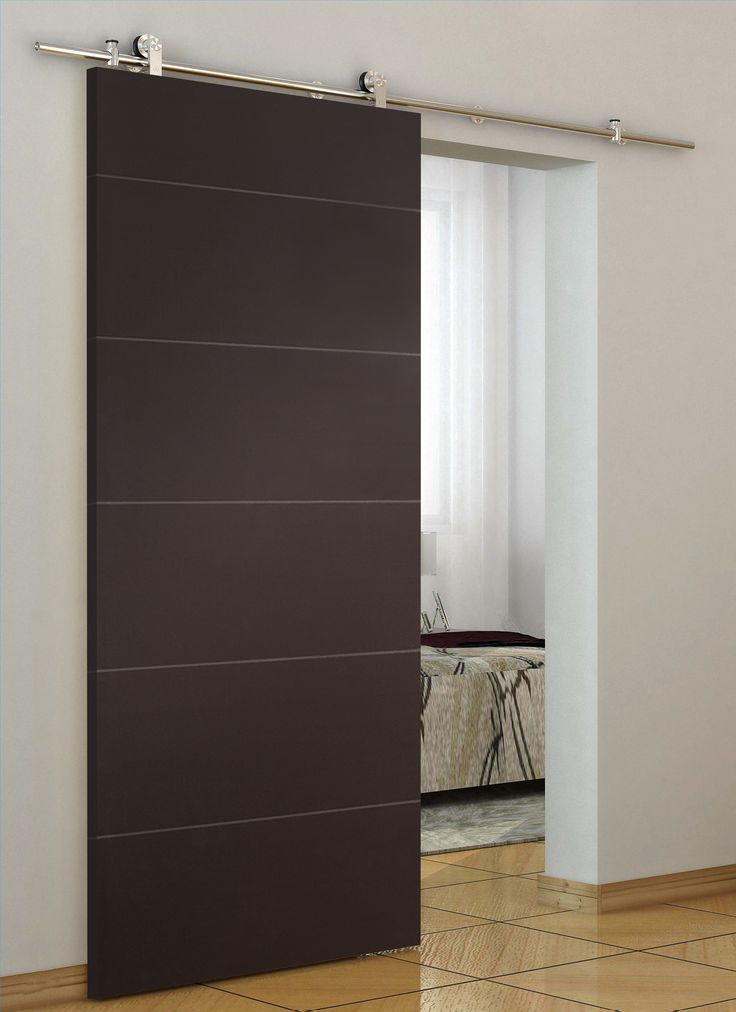 modern closet doors for bedrooms a modern hallway bedroom featuring a masonite west end 19246