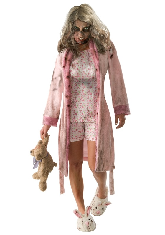 Walking Dead Zombie Girl Adult Costume This will be my halloween costume next year!
