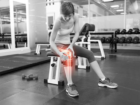 How To Build Knee Strength and Improve Performance