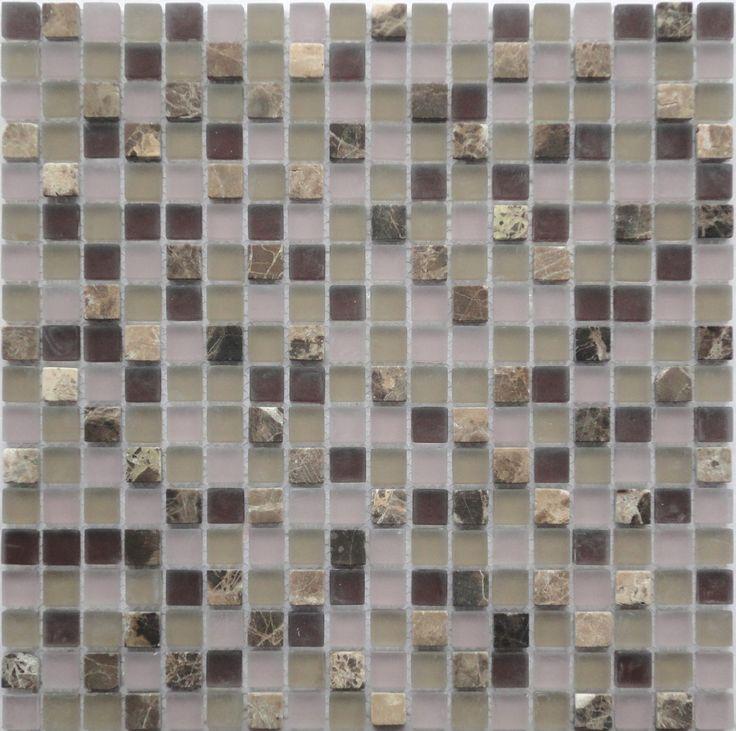 Purple Tile Backsplash Glass Mosaic Art Kitchen Tiles: 9 Best Purple Kitchen Backsplash Glass Mosaic Tile Images