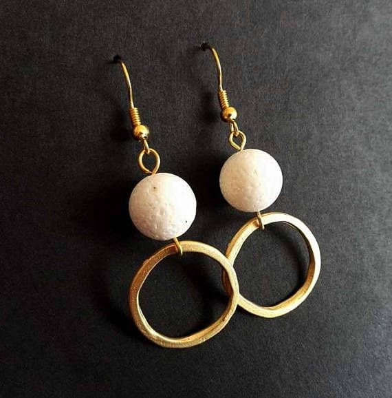 Hey, I found this really awesome Etsy listing at https://www.etsy.com/listing/575138315/boho-earrings-white-coral-earrings