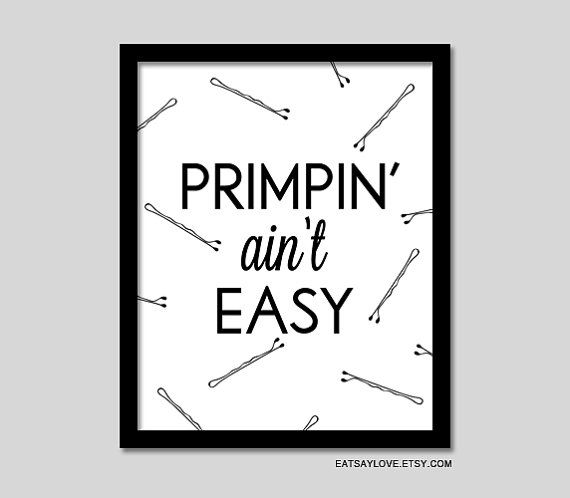 for my dressing room/wardrobe room | girly bathroom decor, funny wall art, funny print, funny quote, vanity art, black and white print, gift for women, bathroom typography on Etsy, $18.00