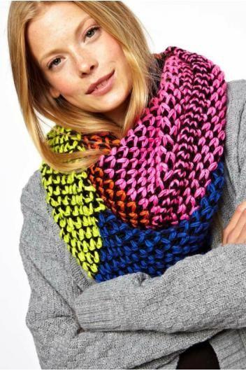 Mishina color women fashion scarves Scarves/False Collar CLOTHING Voguec Shop