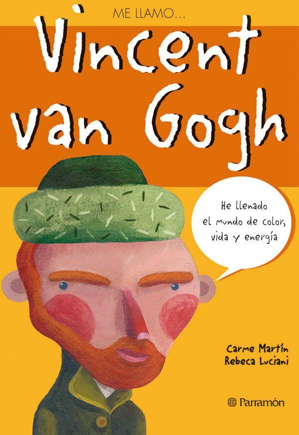 Éste es un blog para los niños en el que podrán ver diversos trabajos de Van Gogh