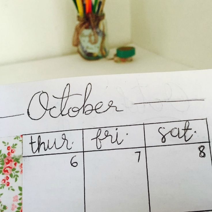 [New blodpost] A life update and my October goals!