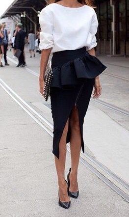 The frill on this is a bit dramatic for me but love the rest                                                                                                                                                     More
