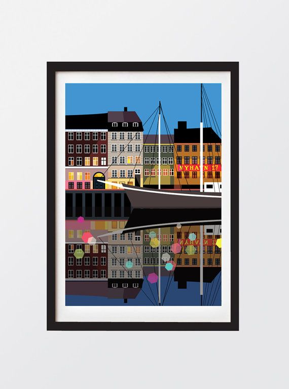 Charmant Nyhavn - Copenhague