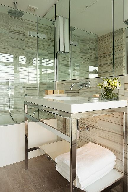 Photo Gallery In Website Bathroom Hartmann Designs created this luxury two bedroom London duplex penthouse for a property