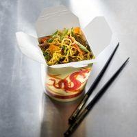 www.brigitte.de:  Gebratene China-Nudeln in a Box