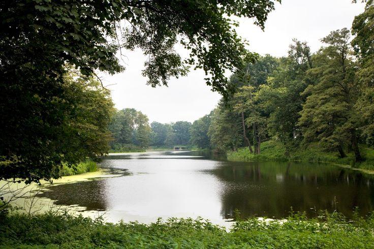 Park pałacowy. Swojskie Klimaty.