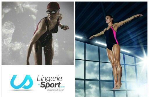 Maillot de bain Freya Active avec bretelles croisées dans le dos et Soutien-gorge intégré jusqu'au bonnet K !  #lingeriesport  #natation #aquabike #aquagym #aquajogging #freyaactive