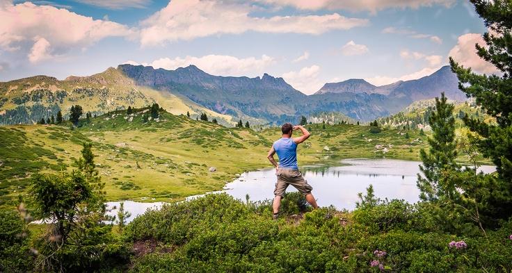 Lago delle Buse - Lagorai #valsugana #trentino #lagorai #trekking