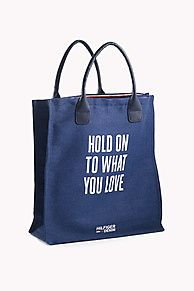 Shop the blue tommy cares bag and explore the Tommy Hilfiger tote bags collection for women. Free Returns