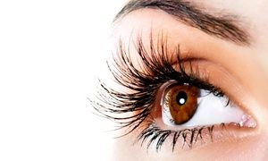 Groupon - Full Set of Eyelash Extensions with Optional Refill at iLash & Skin Care Inc. (Up to 64% Off)  in Miami. Groupon deal price: $52