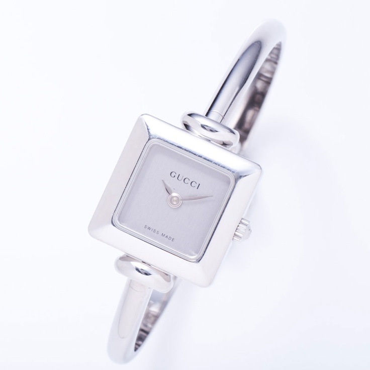 Gucci Watch - a piece of jewelry!