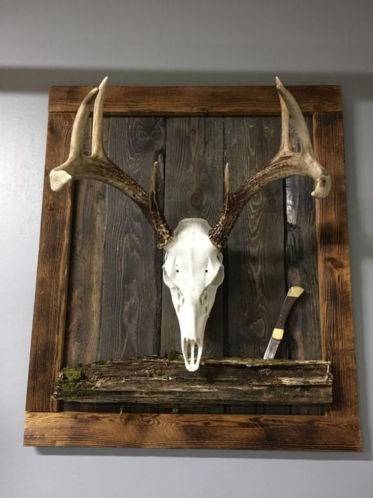 Living Room Decoration: Hunting Themed Bedroom, Deer Hunting Decor