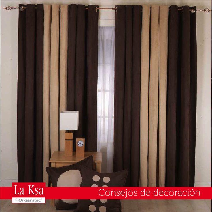 Las 25 mejores ideas sobre grandes cortinas de ventana en - Cortinas para ventanales grandes ...