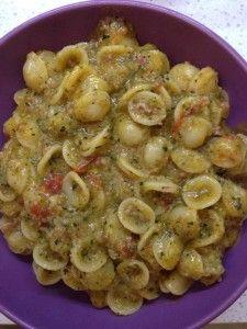 pasta risottata Bimby zucchine e speck