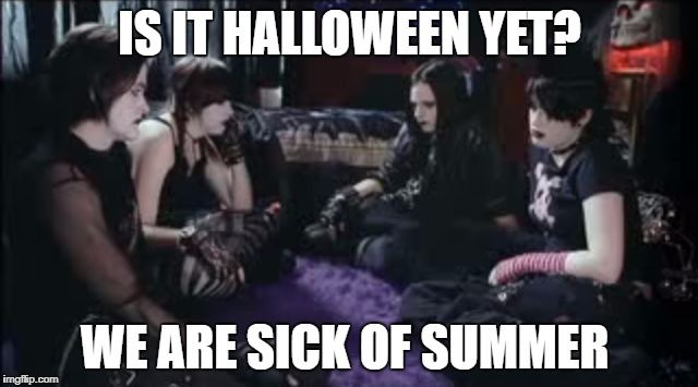 Anybody Sick Of Summer Yet Summer Memes Summer Humor Holiday Meme