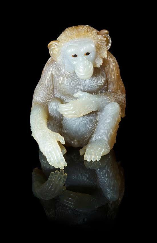 escultura de piedra esculpir gatas piedras preciosas alemania subasta artstico joyas la nuestra jewelry