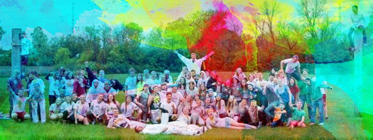 Youth Ministry Color Wars
