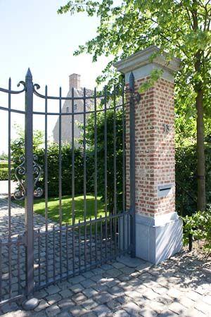 driveway / gate - Realization Missotten