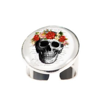 Silver Skull Ring - Joli 2014 collection. www.fabuleuxvous.com