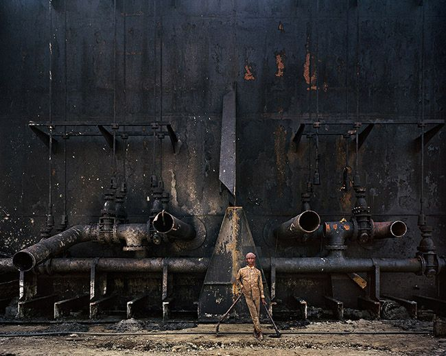The shipbreakers of Bangladesh