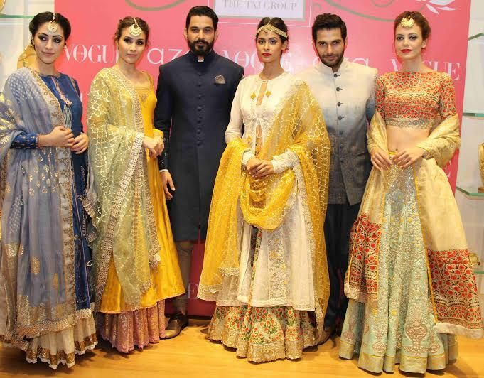 Fashion |VOGUE BRIDAL STUDIO, PRELUDE TO THE VOGUE WEDDING SHOW 2015, MAKES ITS NATIONAL DEBUT WITH MUMBAI