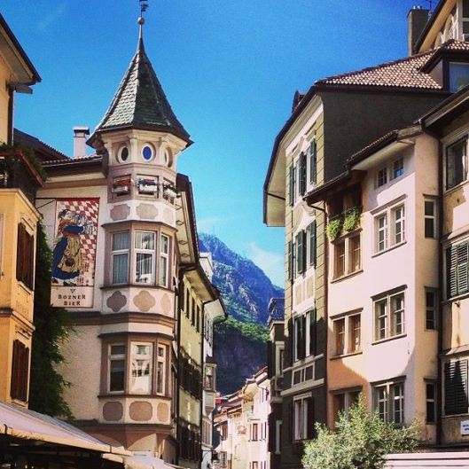 Zuckerzimtundliebe Bozen Südtirol Genussfestival