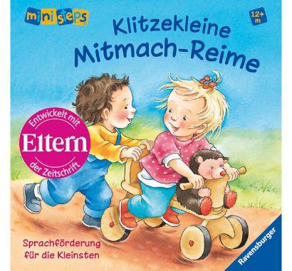 Klitzekleine Mitmach-Reime