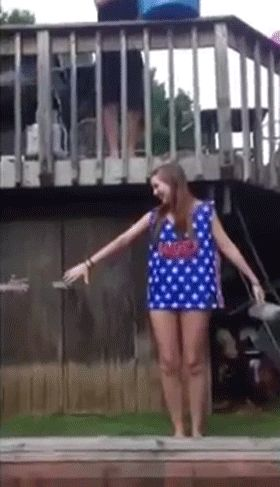 Ice Bucket Challenge Fails