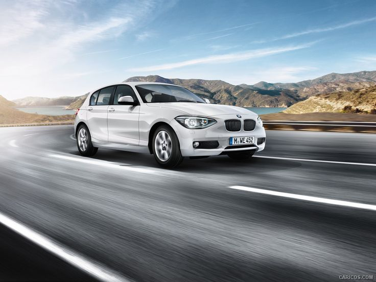 2012 BMW 1-Series Special Editions Wallpaper