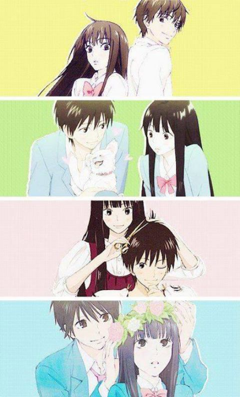 Kimi ni Todoke <---OKIE! THIS SHIP AND THE OTHER SHIPS IN THIS SERIES ARE LITERALLY RELATIONSHIP GOALS