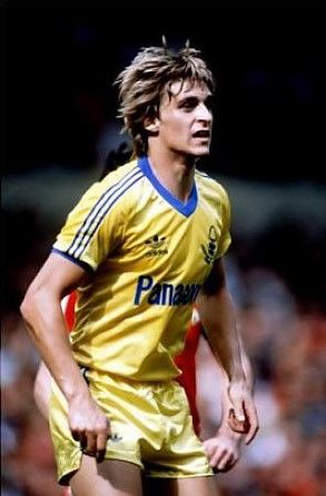 Jan Einer Aas Nottingham Forest 1981