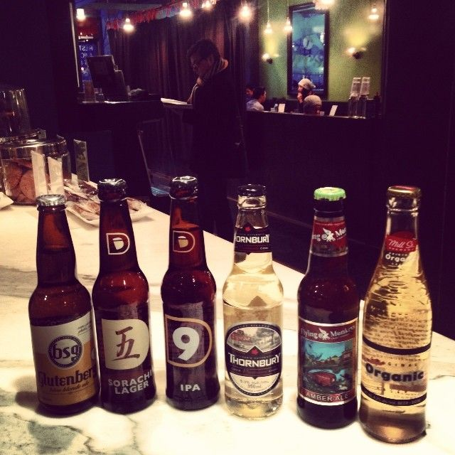Yes we have all-natural, local beers! Cheers!