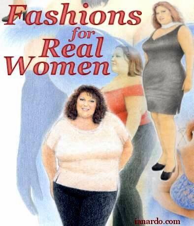 Large Size Ladies Clothing (USA)
