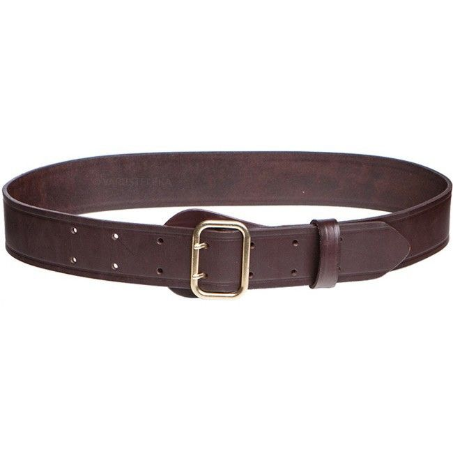 Finish army leather belt. Be solid on your basics.