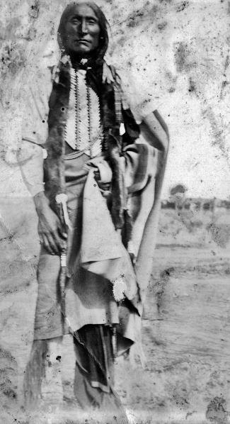 Bo-poah - Kiowa - 1901