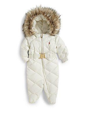 579e4e8f7 Ralph Lauren Infant s Down Snowsuit