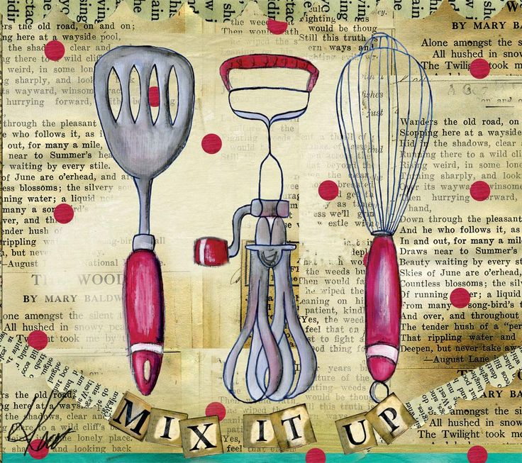 Lang March 2015 Desktop Wallpaper | Kitchen Whimsey