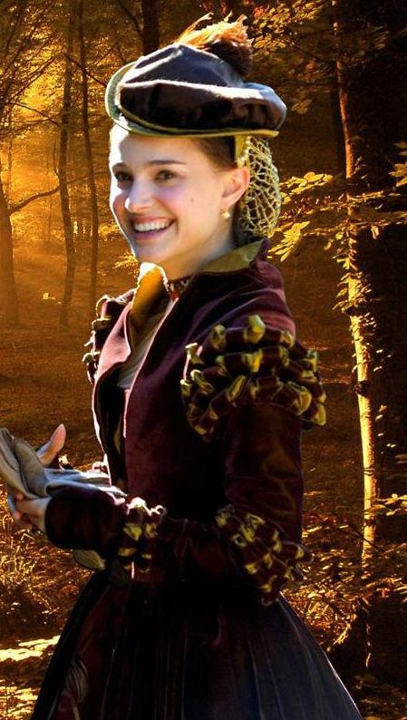 The Other Boleyn Girl. Costume design by Sandy Powell.